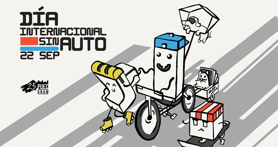 22 de septiembre, Día Mundial Sin Auto