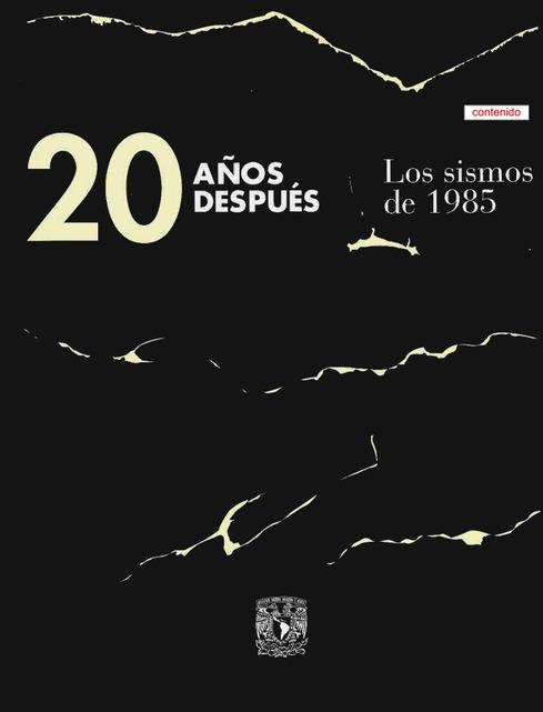 20 años después - Los sismos de 1985
