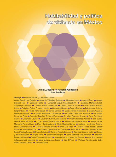 Habitabilidad y política de vivienda en México